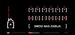 """I nagroda Katarzyna Cimała zestaw prac """"Smog – duszący problem"""""""